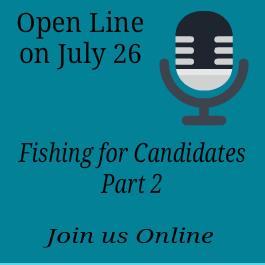 Open Line July 26
