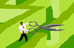 bizman cutting maze