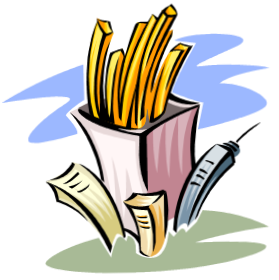 bldg fries