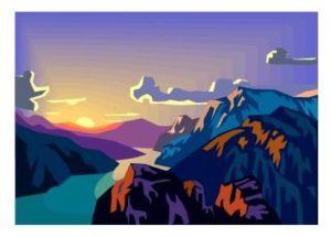 mountain vista